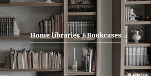 Home Libraries & Bookcases